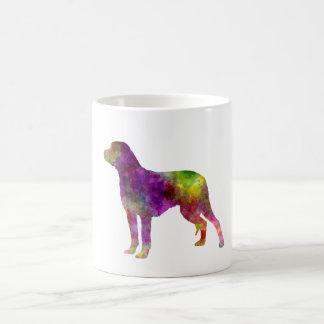 Schillerstovare in watercolor coffee mug