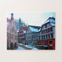 Schiltach Germany. Jigsaw Puzzle