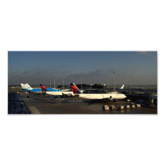 Schiphol Airport Photograph