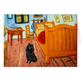 Schipperke 2 - Room at Arles Card