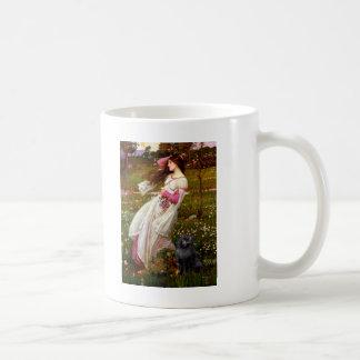 Schipperke 2 - Windflowers Mug