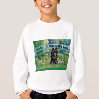 Schipperke 4 - Bridge Sweatshirt