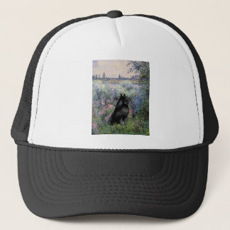 Schipperke 6 - By the Seine Trucker Hat