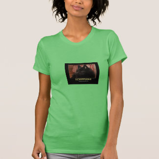 Schipperke Breed Above the Rest T-Shirt