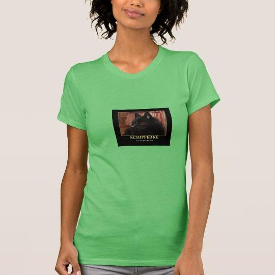 Schipperke Breed Above the Rest T-Shirt