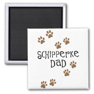Schipperke Dad Magnet