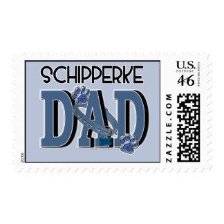 Schipperke DAD Stamps