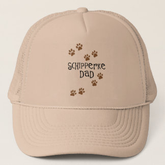 Schipperke Dad Trucker Hat
