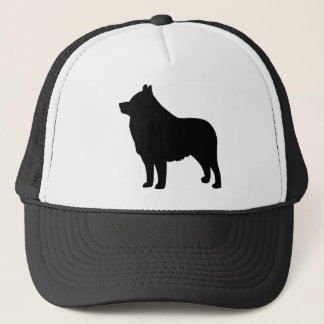 Schipperke Dog Trucker Hat
