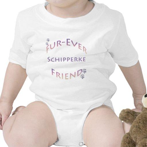 Schipperke Furever Friend T Shirt