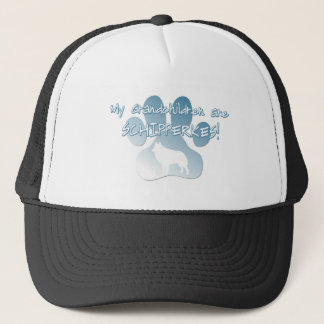 Schipperke Grandchildren Trucker Hat