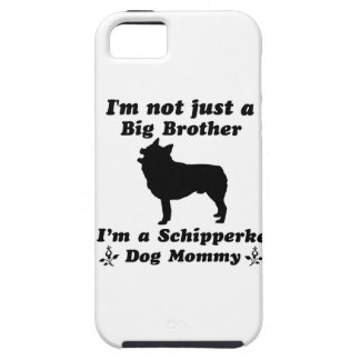 schipperke Mommy Designs iPhone 5 Covers