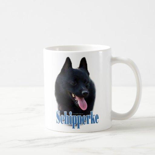 Schipperke Name Coffee Mug