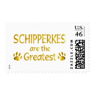 Schipperke Stamp
