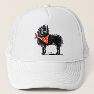 Schipperke Sweet Sailor Trucker Hat
