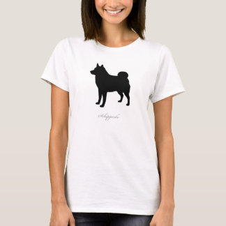 Schipperke T-shirt (black natural version)