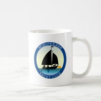 Schipperke Yacht Club Coffee Mug