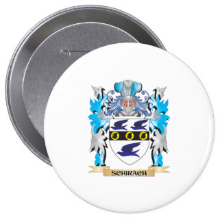 Schirach Coat of Arms - Family Crest Buttons