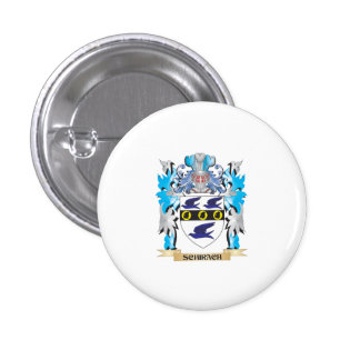 Schirach Coat of Arms - Family Crest Pin