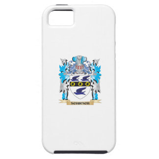 Schirach Coat of Arms - Family Crest iPhone 5 Cases