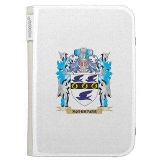 Schirach Coat of Arms - Family Crest Kindle 3G Cover