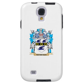 Schirach Coat of Arms - Family Crest Galaxy S4 Case