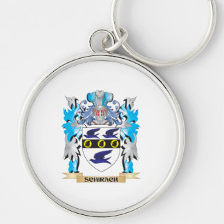 Schirach Coat of Arms - Family Crest Keychains