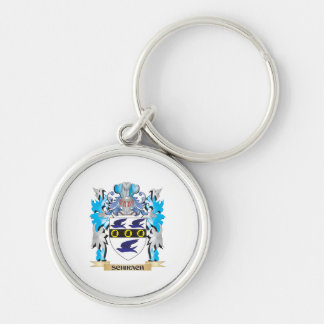Schirach Coat of Arms - Family Crest Keychain