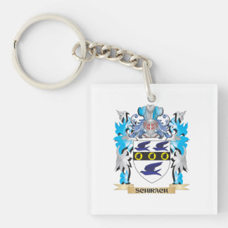 Schirach Coat of Arms - Family Crest Acrylic Key Chains