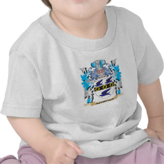 Schirach Coat of Arms - Family Crest Tee Shirts