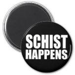Schist Happens Magnets