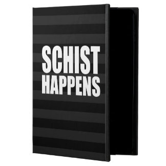 Schist Happens Powis iPad Air 2 Case