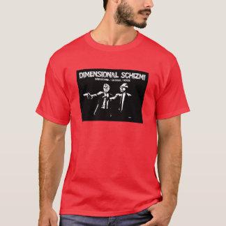 SCHIZM CONTORT AND HEXADECI T-Shirt