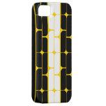 Schizm Ebony (Gold) iPhone Case iPhone 5 Cases