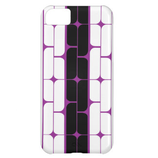 Schizm Ivory (Purple) iPhone Case