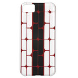 Schizm Ivory (Red) iPhone Case Case For iPhone 5C
