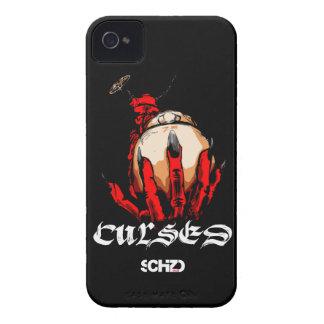 SCHiZO Curses iPhone 4 Case-Mate Cases