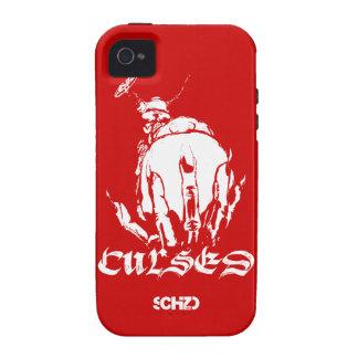 SCHiZO Curses Case For The iPhone 4