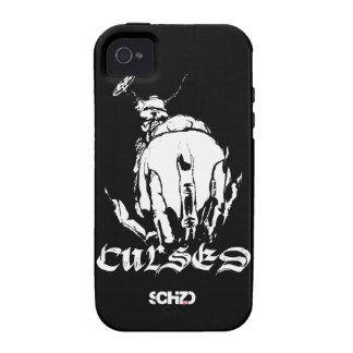 SCHiZO Curses iPhone 4/4S Cover