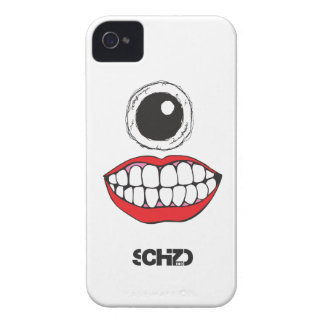 SCHiZO GrinClops iPhone 4 Case