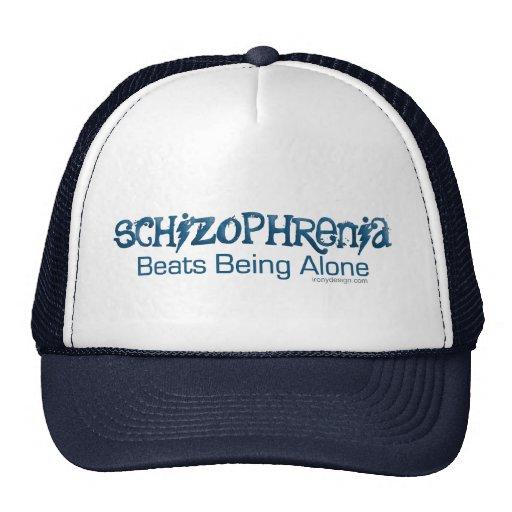 Schizophrenic Humor Trucker Hat