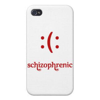 Schizophrenic iPhone 4 Cases