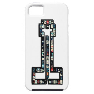 SCHIZOPHRENIC REALITY iPhone 5/5S COVER