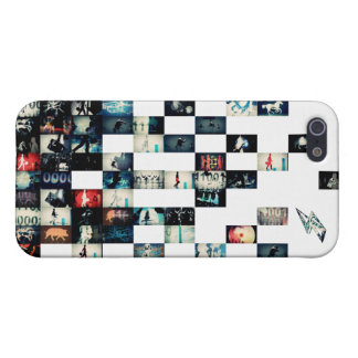 SCHIZOPHRENIC REALITY COVER FOR iPhone 5/5S