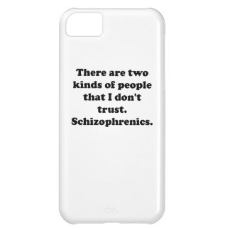 Schizophrenics Cover For iPhone 5C