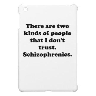 Schizophrenics iPad Mini Case