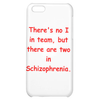 schizoprenic cover for iPhone 5C