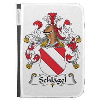Schlagel Family Crest Case For Kindle