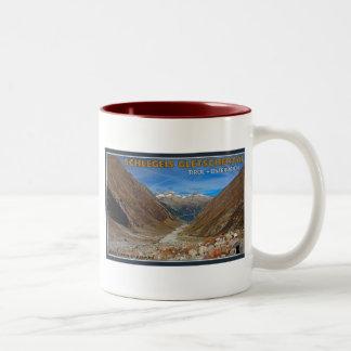 Schlegeistal (LS) Two-Tone Coffee Mug