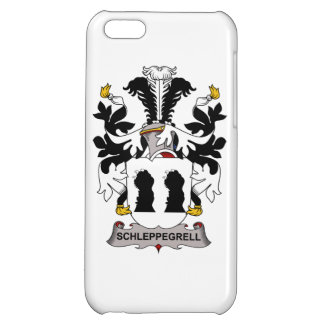 Schleppegrell Family Crest iPhone 5C Cases
